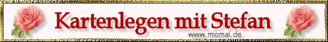Kartenlegen Stefan * Kartenleger Hellseher Wahrsager Stefan - www.miomai.de